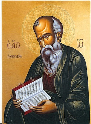 St. John the Apostle, Evangelist and Theologian icon (1)