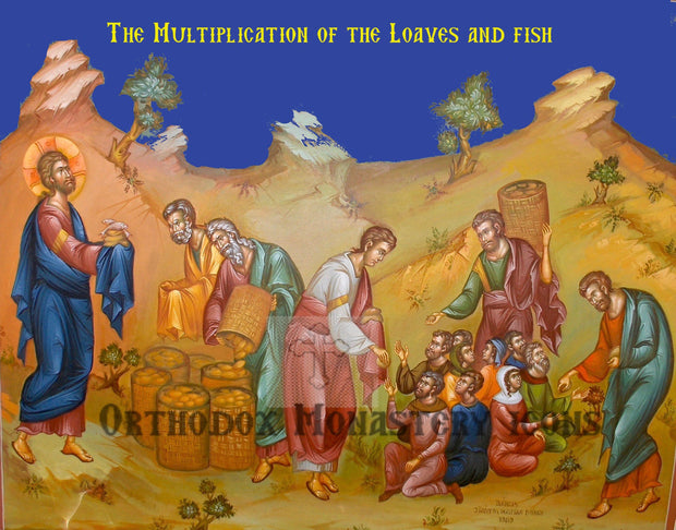 Multiplication of the Loaves icon