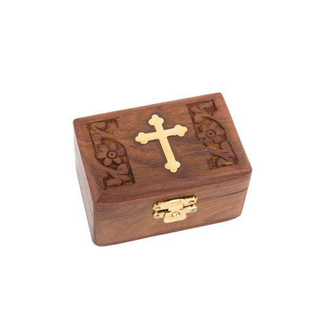 Wooden Incense Box 298