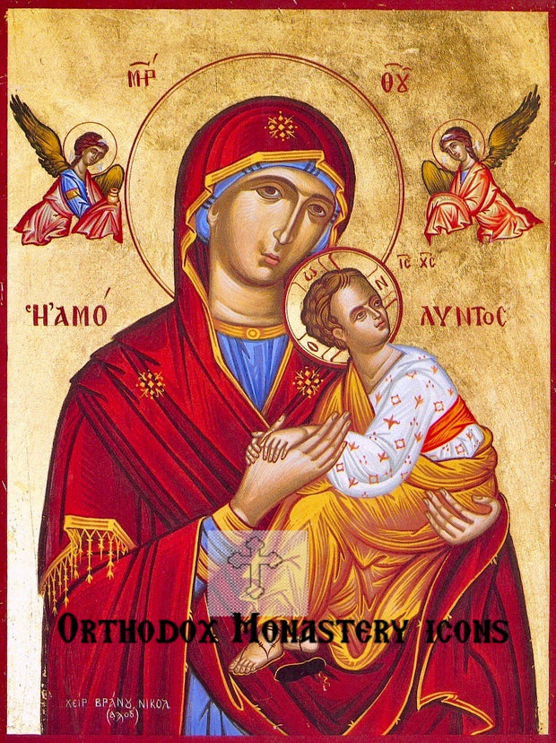 "Theotokos ""Immaculate"" icon (1)"