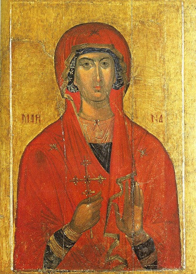 St. Marina the Great Martyr icon (2)