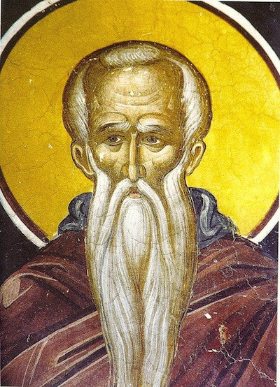 St. Theophanes the Confessor icon (2)
