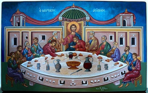 Mystical Supper icon (1)