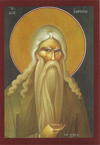 Abraham the Righteous Patriarch icon