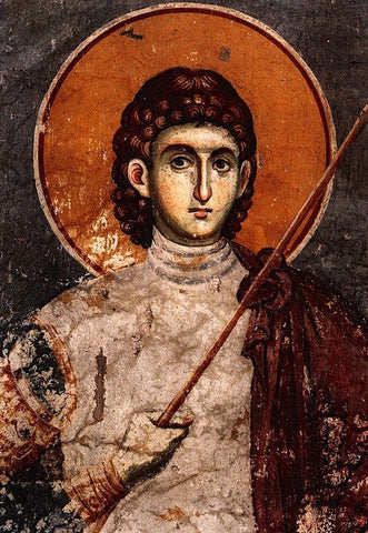 St. Procopius the Great Martyr icon