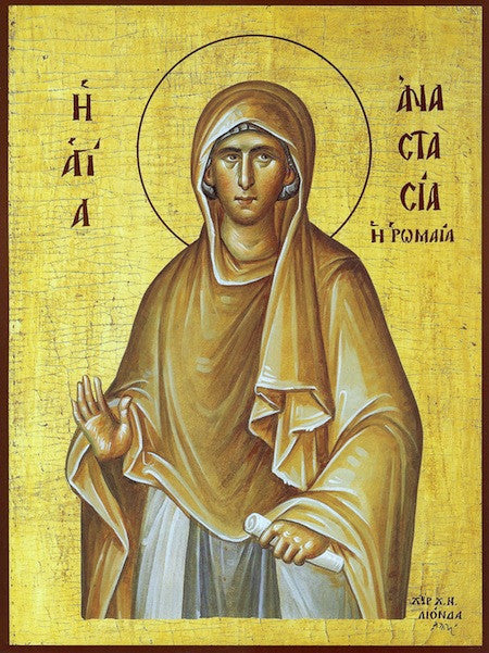 St. Anastasia of Rome icon