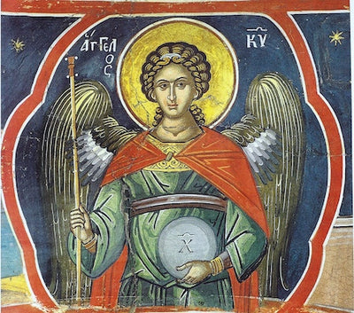 Angel of God icon (1)