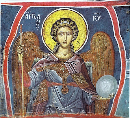 Angel of God icon (2)
