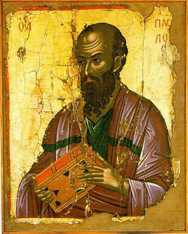 St. Paul the Apostle icon (2)
