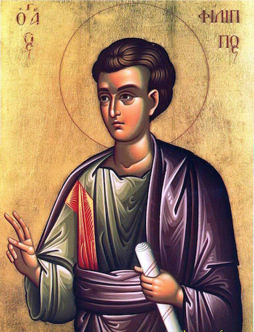 St. Philip the Apostle icon (2)