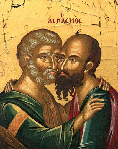 Ss. Peter and Paul the Apostles icon (3)