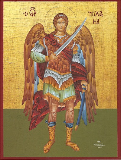Archangel Michael icon (3)