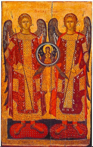 Council of Archangels icon