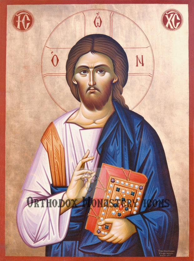 "Jesus Christ ""Blessing"" icon (5)"