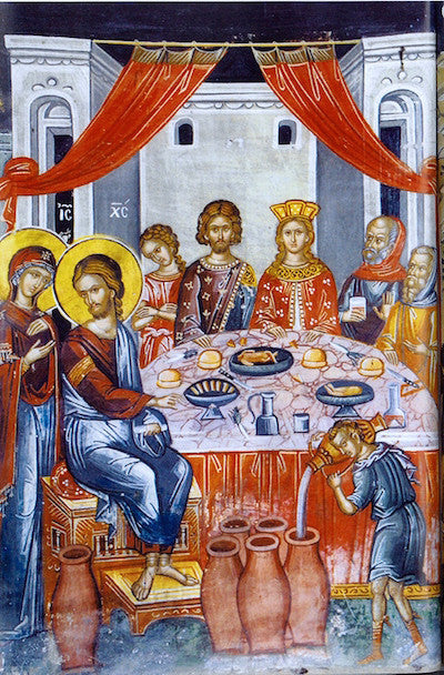 Wedding of Cana icon (2)