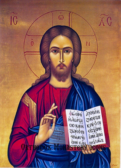 "Jesus Christ ""Blessing"" icon (2)"