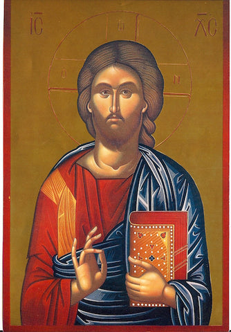 "Jesus Christ ""Pantocrator"" icon (18)"