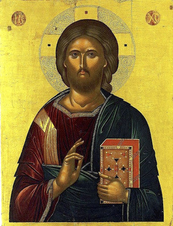 "Jesus Christ ""Pantocrator"" icon (19)"