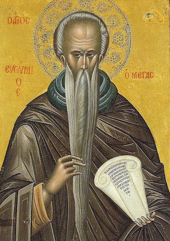 St. Euthymius the Great (2)