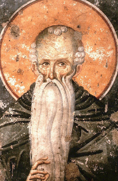 St. Euthymius the Great (1)