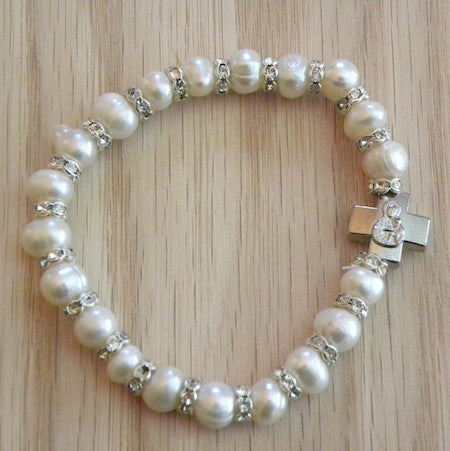Cultured Pearls Bracelet (TB2)