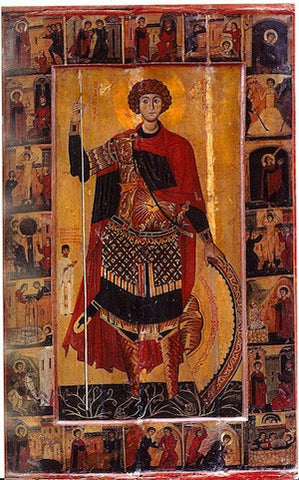 St. George  icon (1)