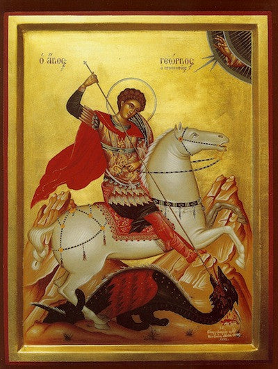 St. George icon (2)