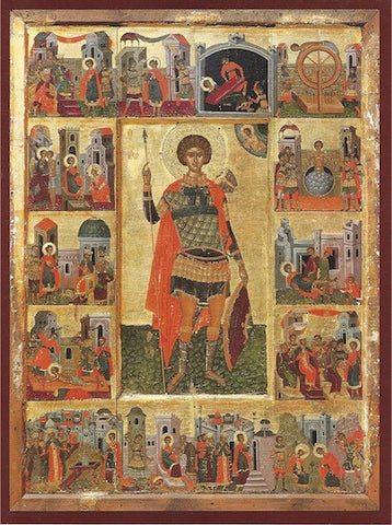 St. George icon (6)