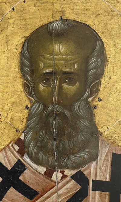St. Gregory the Theologian icon (1)