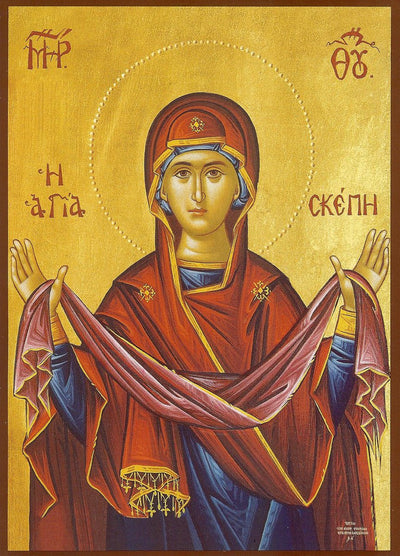 "Theotokos ""Holy Protection"" icon (2)"