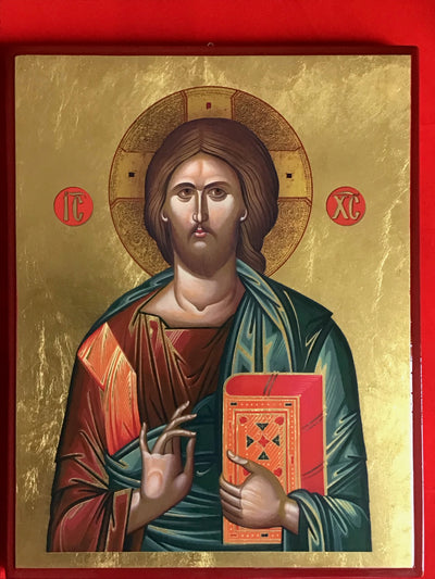 Jesus Christ our Lord Icon (2) (SSC)