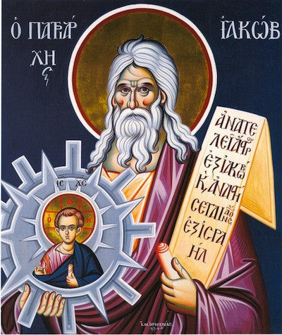 Jacob the Patriarch icon
