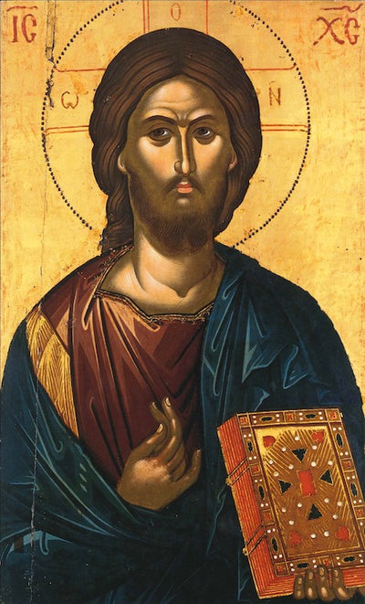 "Jesus Christ ""Blessing""  icon (1)"