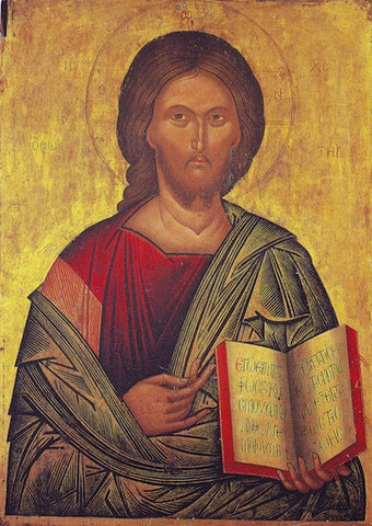 "Jesus Christ ""Pantocrator"" icon (12)"