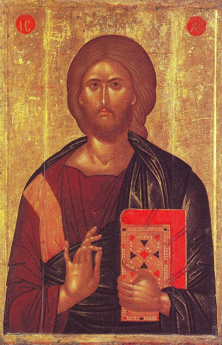 "Jesus Christ ""Pantocrator"" icon (15)"