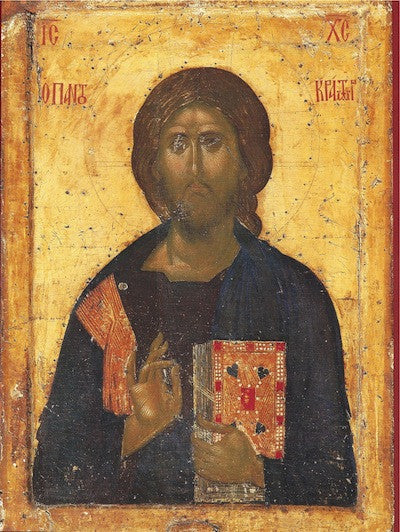 "Jesus Christ ""Pantocrator"" icon(32)"