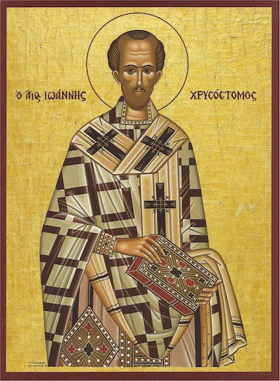 St. John Chrysostom icon (4)