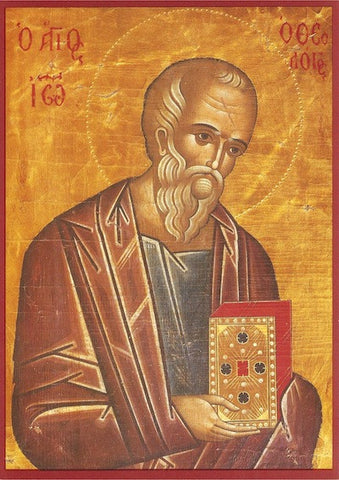 St. John the Apostle, Evangelist and Theologian icon (5)