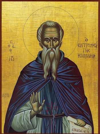 St. John of Climacus Icon (1)