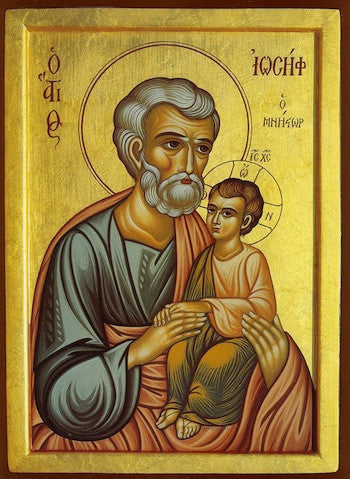 St. Joseph the Betrothed icon (1)