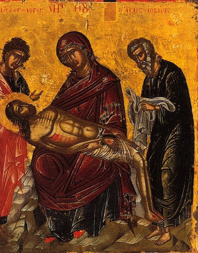 Lamentation icon (3)