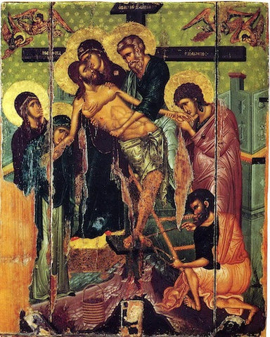 Deposition from the Cross icon (2)
