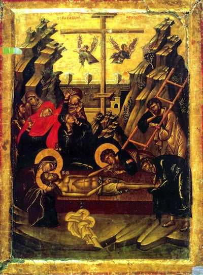 Lamentation icon (4)