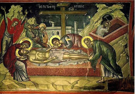 Lamentation icon (2)