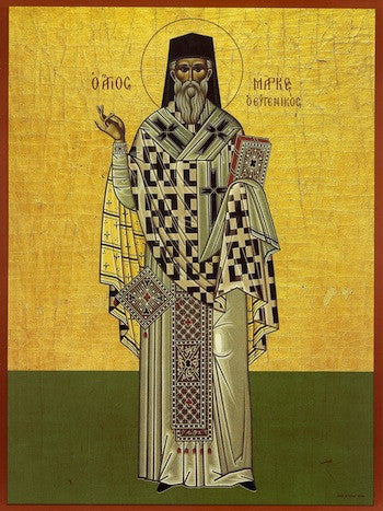 St. Mark Bishop of Ephesus icon