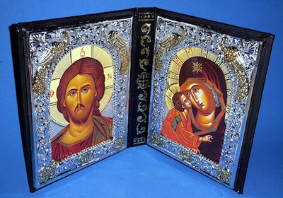 Travel Icon Diptych (ID-EX)