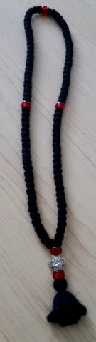 Wool 100 knots Prayer Rope (JP-122)