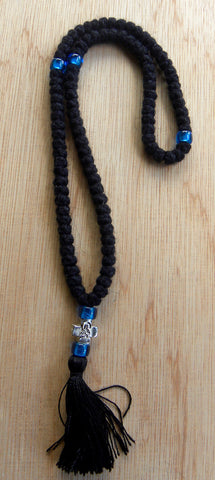 Wool 100 knots Prayer Rope (JP-124)