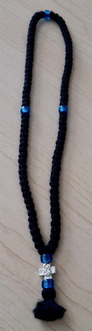 Wool 100 Knots Prayer rope (JP-114)