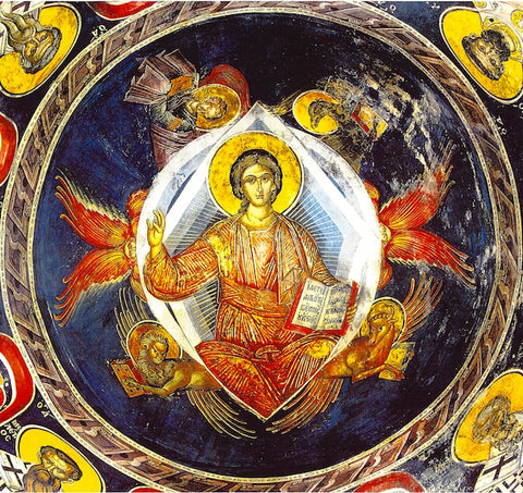 "Jesus Christ ""Emmanuel"" icon"